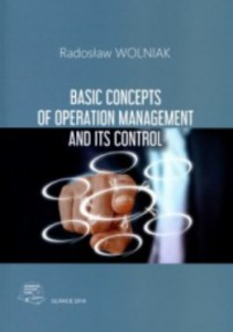 Basic concepts of operation management and its control