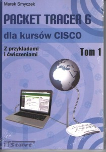 Ebook Packet Tracer 6 dla kursów CISCO Tom - 1