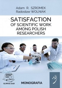 Satisfaction of scientific work among polish researchers.