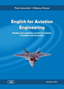 English for aviation engineering.