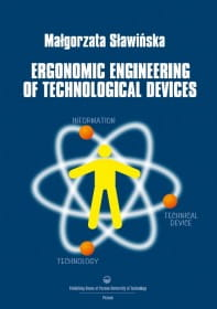 Ergonomic engineering of technological devices.