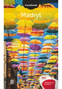 Madryt.Travelbook
